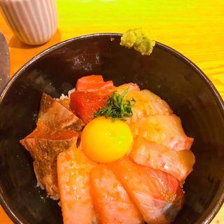 お造り定食(魚匠 銀平 心斎橋店 (【旧店名】銀平 南店))