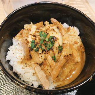 焼きチーズカレーご飯(麺屋一燈)