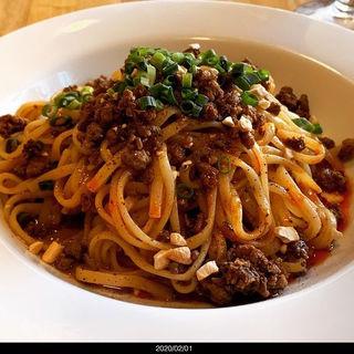 汁なし坦々麺(エッセンス (Chinese Restaurant Essence))