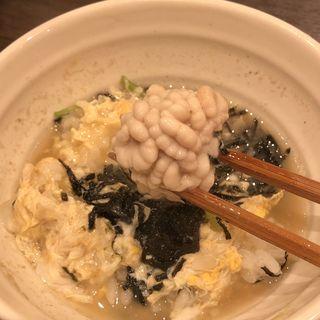雑炊(吾妻)