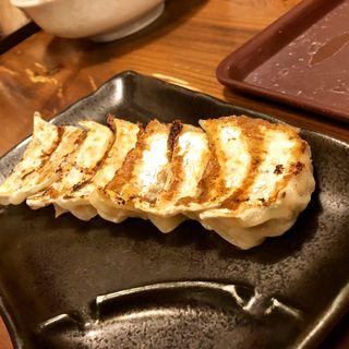 餃子(めん吉 筑紫口ビル店 (めんきち))