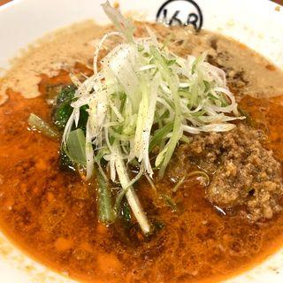 担々麺(担々麺 一路發 博多駅地下街店)