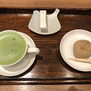 デミタス抹茶(一保堂茶舗 東京丸の内店 )