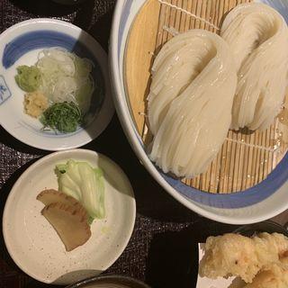 天せいろ胡麻味噌(銀座 佐藤養助 (ぎんざ・さとうようすけ))