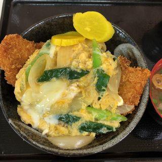 カツ丼(田舎屋 )