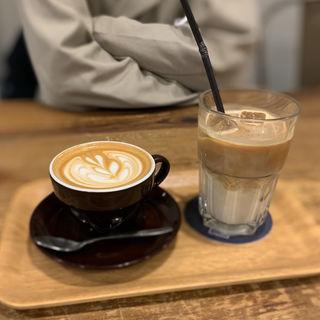 Latte Hot(COFFEE VALLEY (コーヒーバレー))