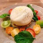 イタリア産特上モッツァレラとトマト