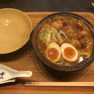 カレー煮込みうどん(鯱市 錦通伏見店 (シャチイチ))