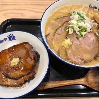 雅味噌(麺や雅埼玉川口店)