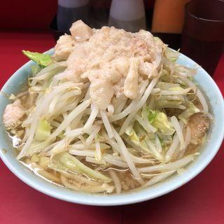 小ラーメン(ラーメン二郎 中山駅前店 )