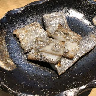太刀魚炙り焼き