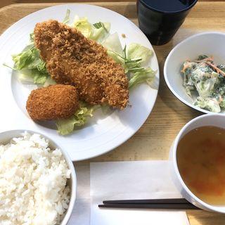 日帰り定食(東京都庁 職員食堂 第二本庁舎)