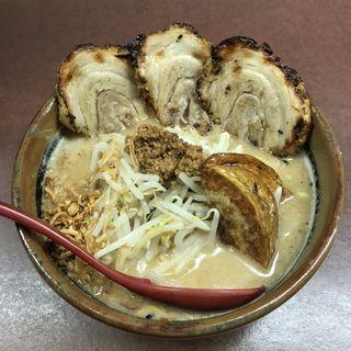 北海道味噌 味噌漬け炙りチャーシュー麺(麺場 龍吟 )