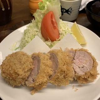 特ヒレカツ(丸五 (まるご))