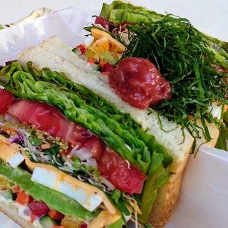 やさいのサンドイッチ(&sandwich. (アンド サンドイッチ))