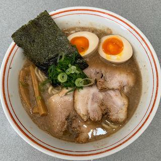 特製ラーメン(麺屋白頭鷲 )