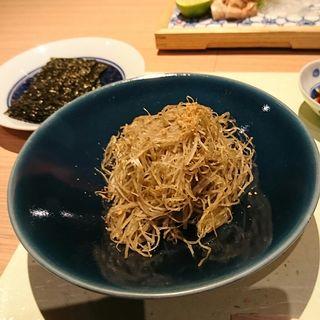 きんぴらごぼう(西麻布和食おぎ)