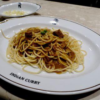 インデアンスパゲッティ(インデアンカレー 堂島アバンザ店 )