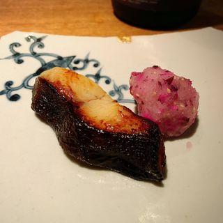 銀鱈西京焼(高太郎 (こうたろう))