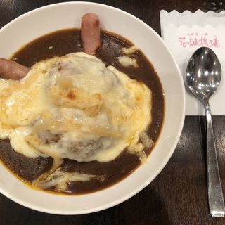 ラクレットチーズ カレー(花畑牧場 新千歳空港店 (ハナバタケボクジョウ))