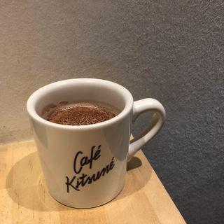 ココア(カフェ キツネ (CAFE KITSUNE))