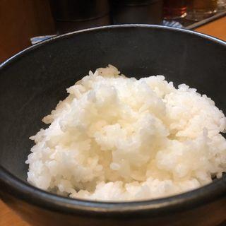 白ご飯(小)(蜀香 担担麺)