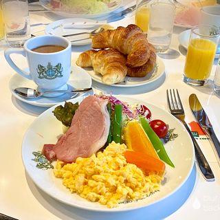 京の朝食(イノダコーヒ 本店)