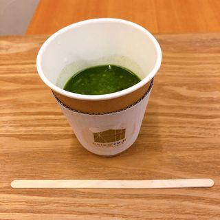 生麹ドリンク(抹茶)(味噌汁専門店 美噌元)