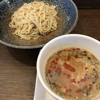 味噌つけ麺 1玉(小麦と大豆 自家製麺 麺や ひなた)