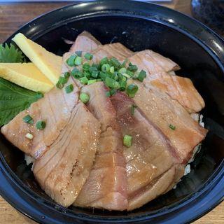 炙り漬け中トロ丼(清水港 みなみ  )