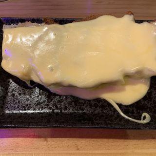 チーズ餃子(仙臺餃子 かんじ)