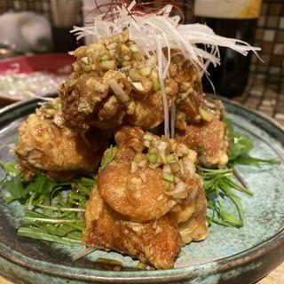 油淋鶏(幸菜福耳 (コウサイフクミミ))