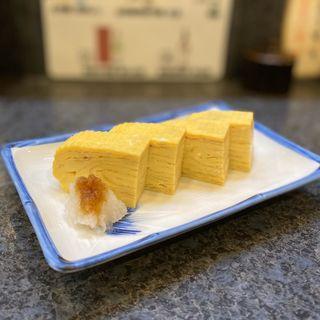 だし巻き玉子(寿司奴 (すしやっこ))