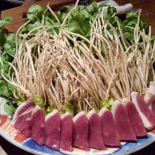 セリ鍋(佗び助 )