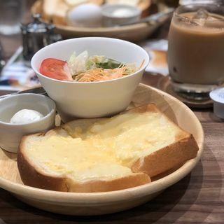 たまごトーストセット(カフェ・ド・ペラゴロ 八事店  )