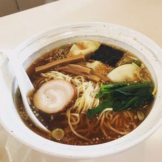 水餃子ラーメン(大勝軒 代々木上原)