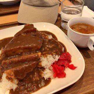 カツカレー(カフェ ダイニング 仲宿 (CAFE DAINING NAKAJUKU))