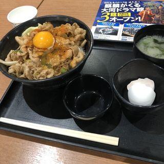 ノーマルすた丼(伝説のすた丼屋 談合坂SA(下り線)店 )