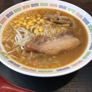 八王子ラーメン味噌(麺や石川 (【旧店名】めん処 石川亭))