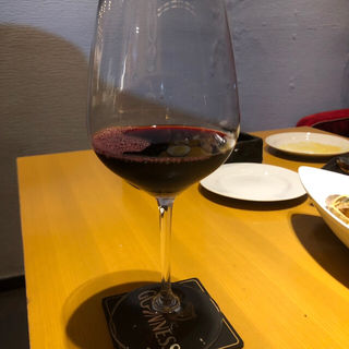 ジンファンデル グラス