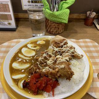 マヨザンギカレー(日替わり)(カリーハウス コロンボ )