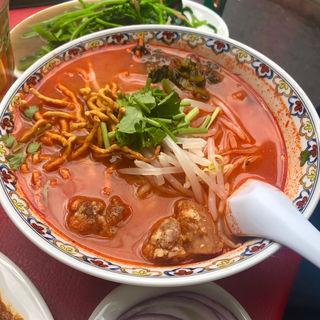 タイラーメン(タイビーフンor中華麺)(チャオチャオバンブー )