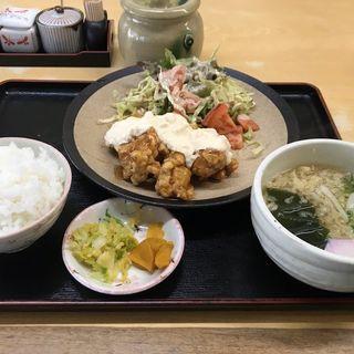 チキン南蛮定食(田舎屋 )