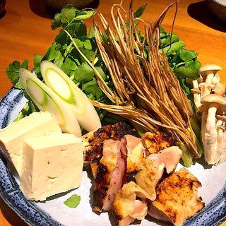 せり鍋(狐崎漁港 晴れの日 )
