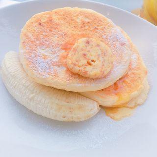 リコッタチーズのパンケーキ(bills 二子玉川 (ビルズ))
