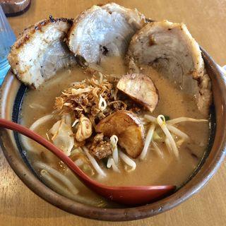 北海道味噌ラーメン(田所商店 WBG店 )