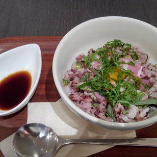 卵かけご飯(みのりカフェ 仙台店 )