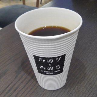 ホットコーヒー(みのりカフェ 仙台店 )