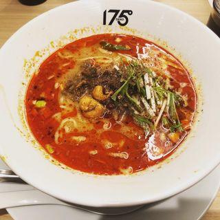 汁ありすごくシビれる坦々麺(175°DENO担担麺 TOKYO)