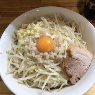 醤油並盛り(麺処 マゼル (MAZERU))